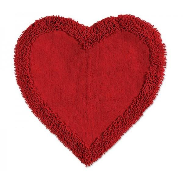 Πατάκι Μπάνιου Nef-Nef In Love Red