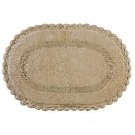 Πατάκι Μπάνιου (50x80) Nef-Nef Crochet Beige