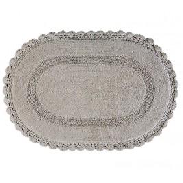 Πατάκι Μπάνιου (50x80) Nef-Nef Crochet Smoke Grey