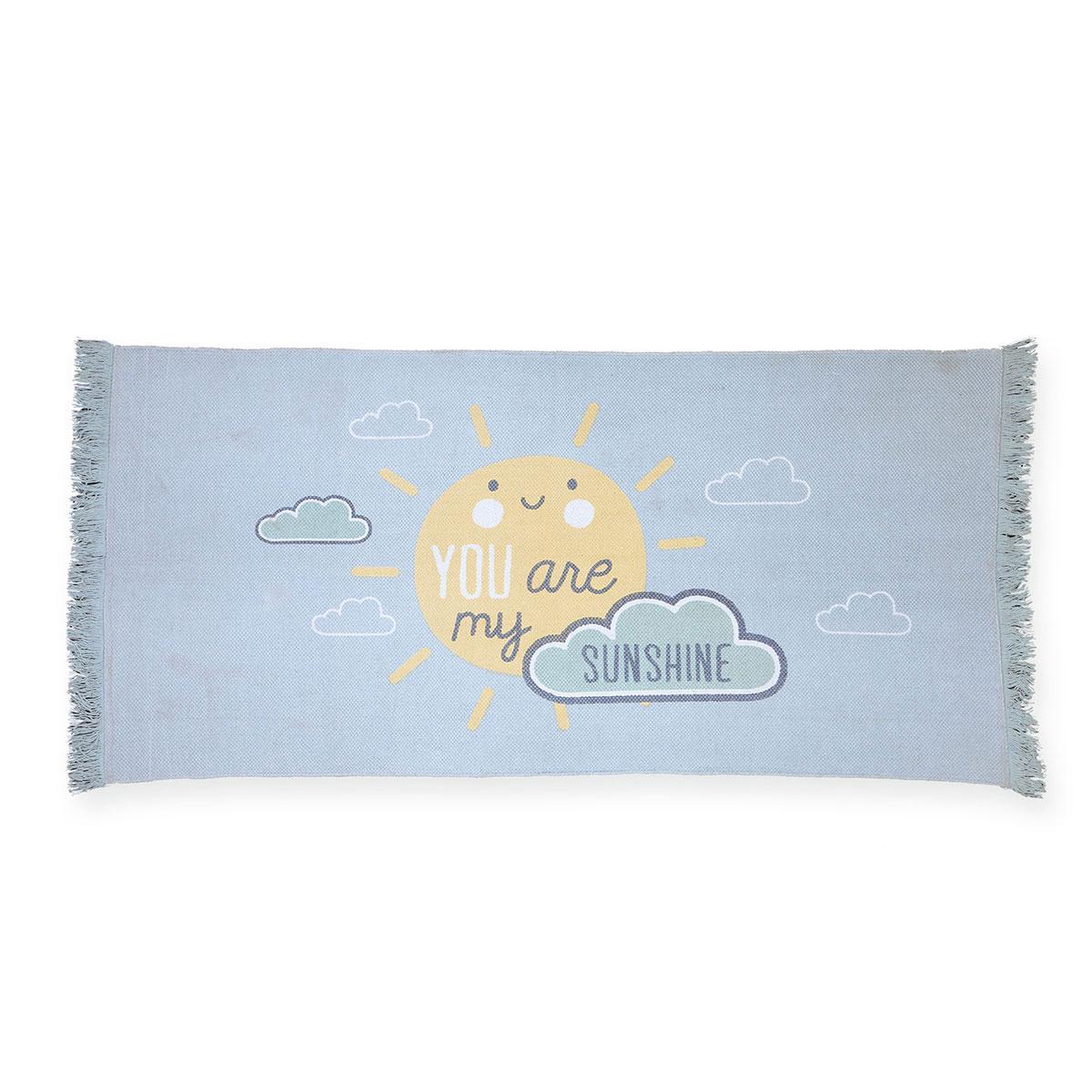 Παιδικό Χαλί (70×140) Nef-Nef Sunshine