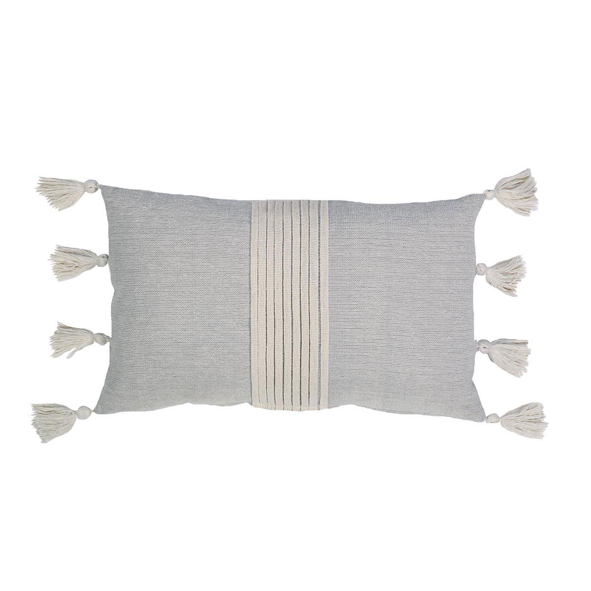 Διακοσμητικό Μαξιλάρι (33×55) Nef-Nef Willa Grey