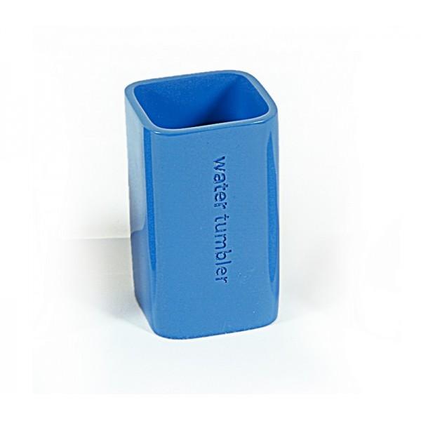 Ποτήρι Οδοντόβουρτσας Nef-Nef Bath Blue