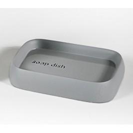 Σαπουνoθήκη Nef-Nef Bath Grey