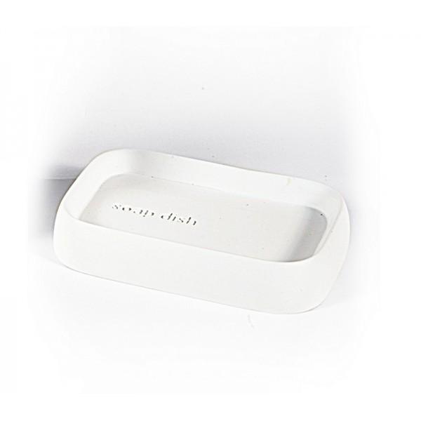 Σαπουνoθήκη Nef-Nef Bath White
