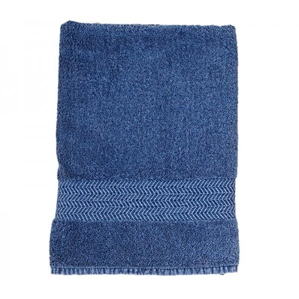 Πετσέτα Προσώπου (50x90) Nef-Nef Denim Stars Blue