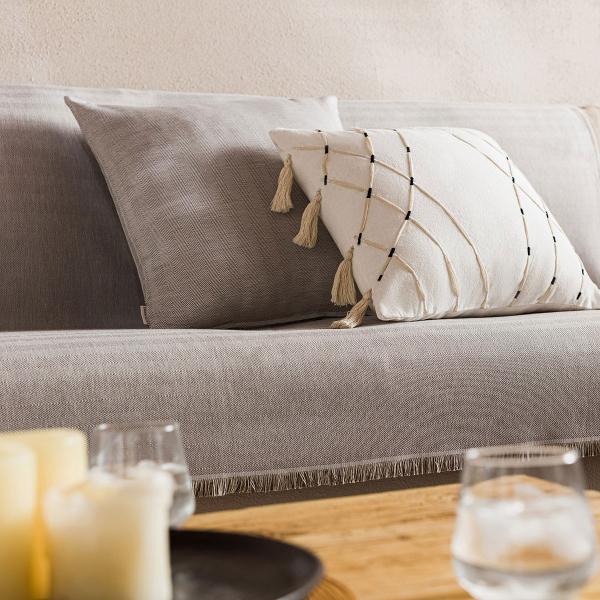 Ριχτάρι Διθέσιου (180x250) Gofis Home Rene Grey 732/15