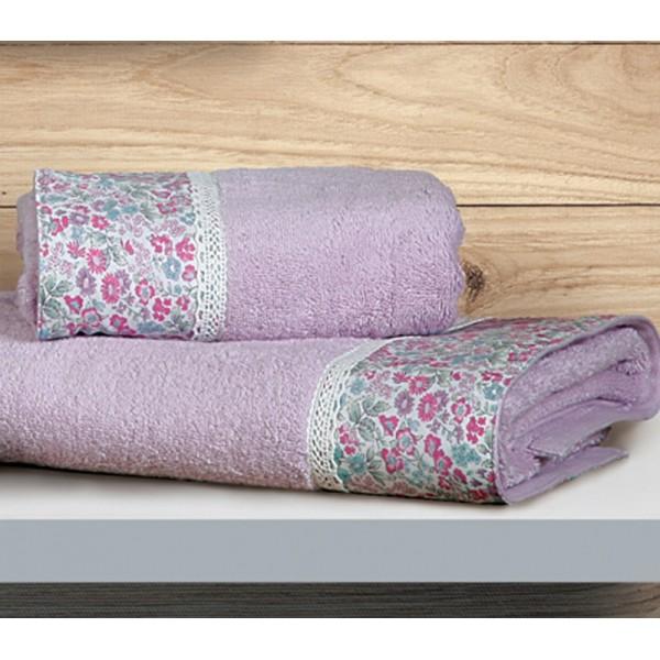 Πετσέτες Μπάνιου (Σετ 3τμχ) Nef-Nef Liberte