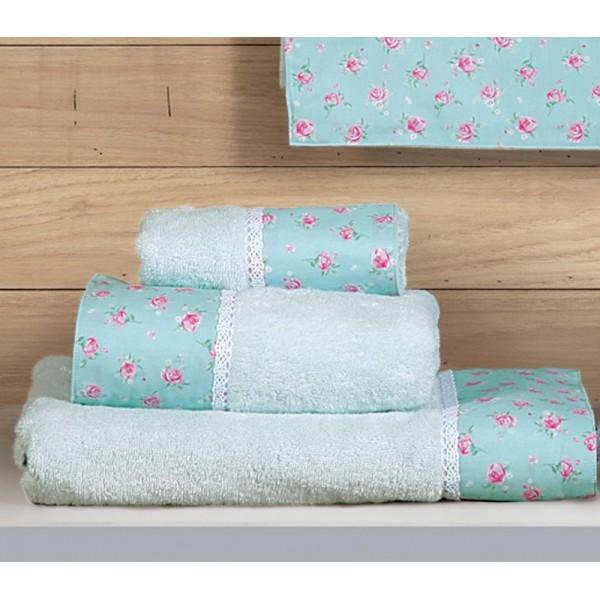 Πετσέτα Προσώπου (50x90) Nef-Nef Emma