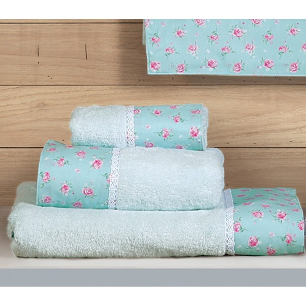 Πετσέτες Μπάνιου (Σετ 3τμχ) Nef-Nef Emma