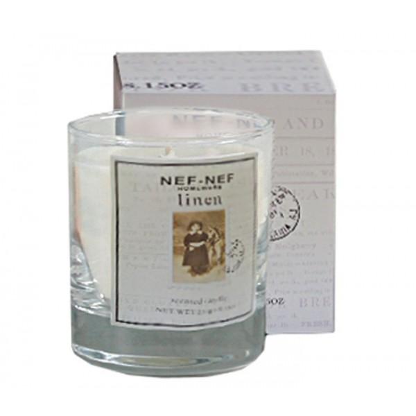 Αρωματικό Κερί Nef-Nef Living Linen
