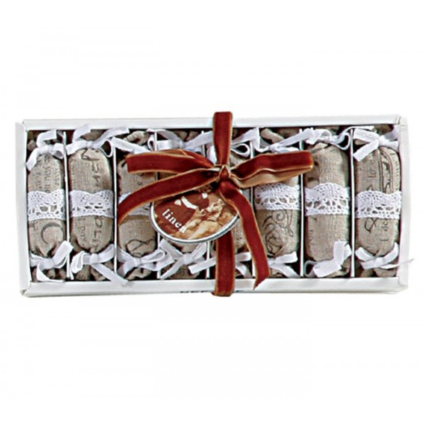 Αρωματικές Καραμέλες Ντουλάπας Nef-Nef Living Linen