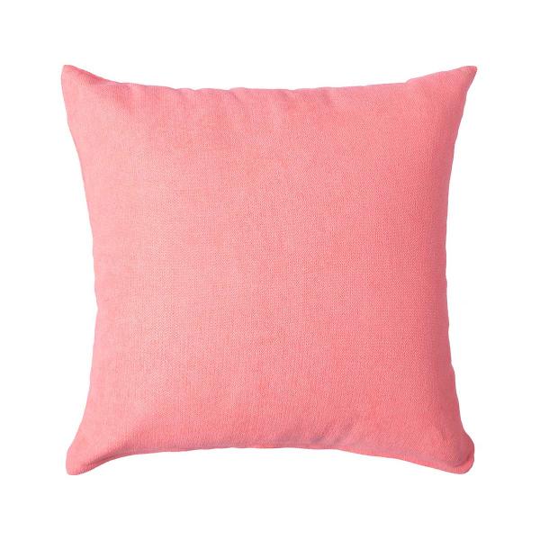 Διακοσμητική Μαξιλαροθήκη (45x45) Silk Fashion A802 Ροζ