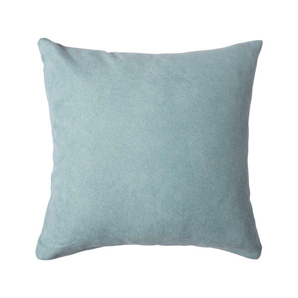 Διακοσμητική Μαξιλαροθήκη (45x45) Silk Fashion A802 Γαλάζιο