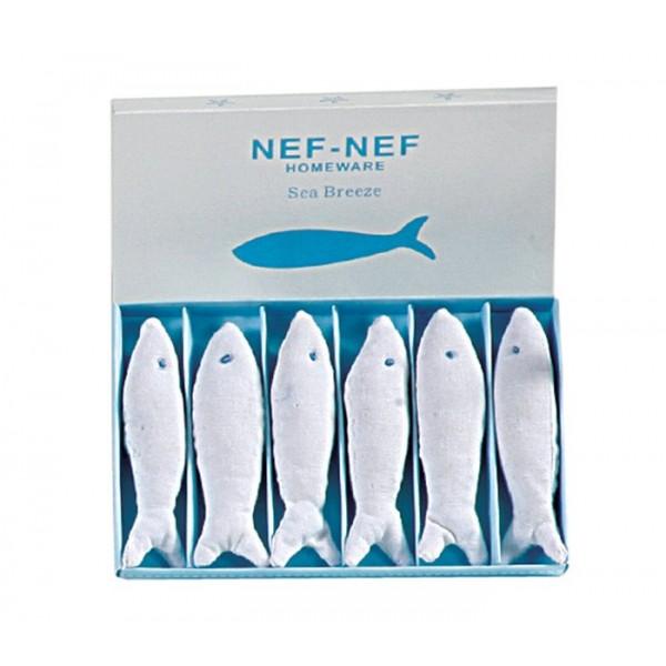 Αρωματικές Καραμέλες Ντουλάπας Nef-Nef Living Sea Breeze