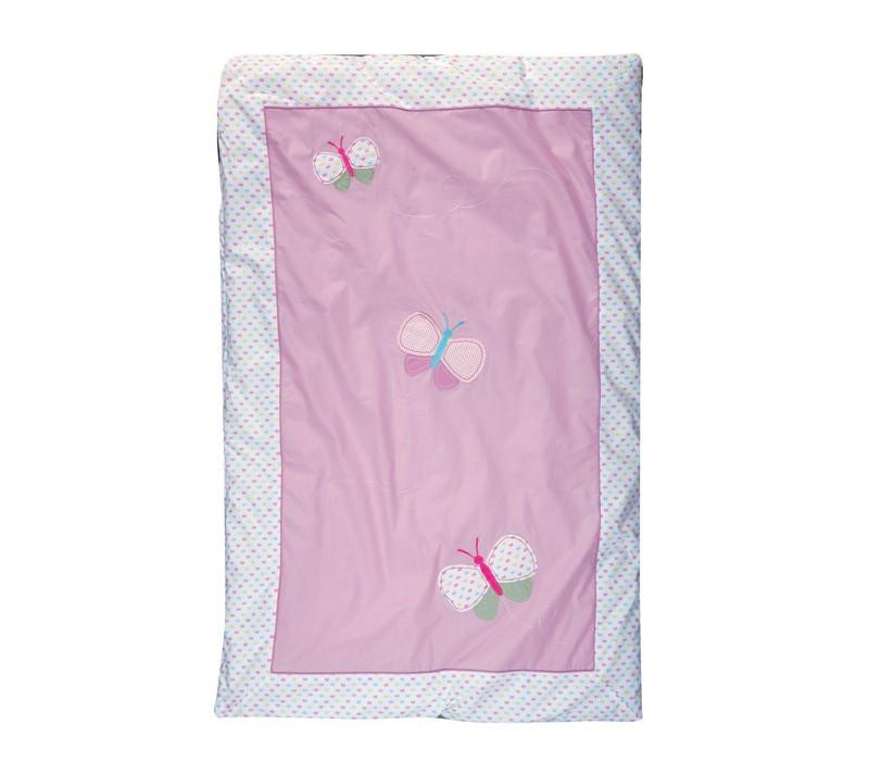 Πάπλωμα Κούνιας Nef-Nef Baby Butterflies