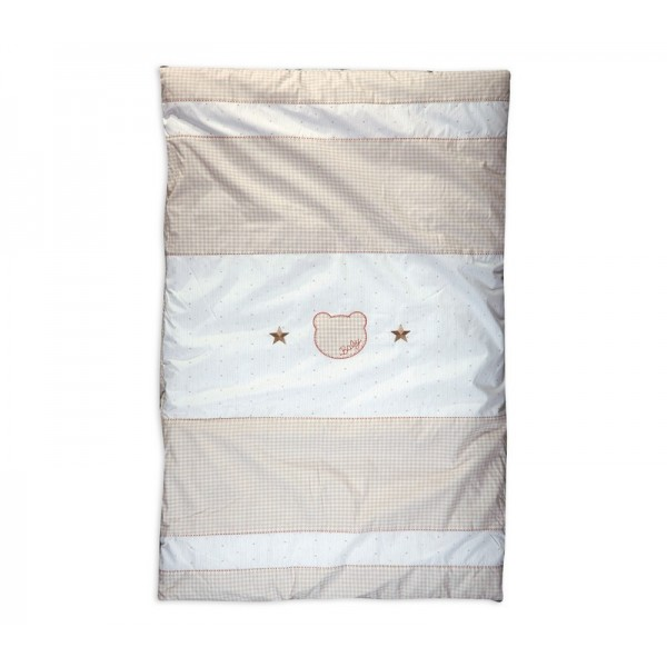 Πάπλωμα Κούνιας Nef-Nef Baby Chic Bear