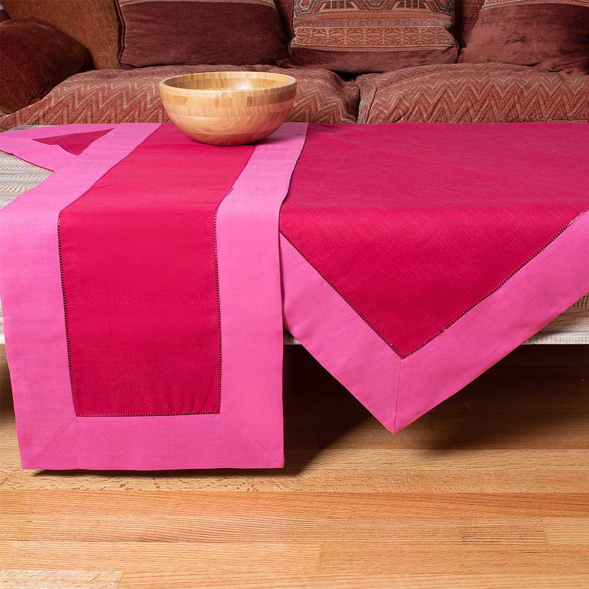 Τραπεζομάντηλο (140×140) Silk Fashion BG17-9