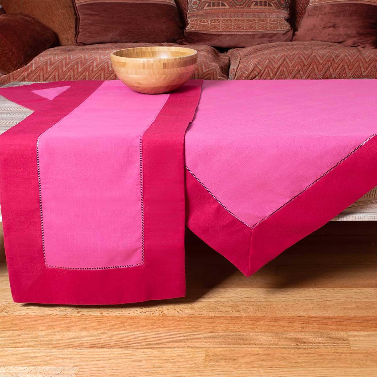 Τραπεζομάντηλο (180×180) Silk Fashion BG17-10