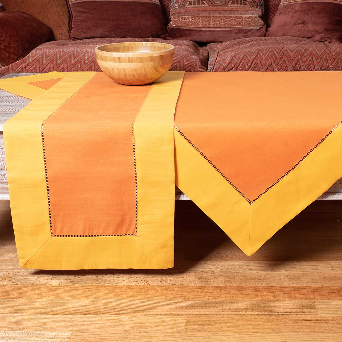 Τραπεζομάντηλο (160×220) Silk Fashion BG17-11