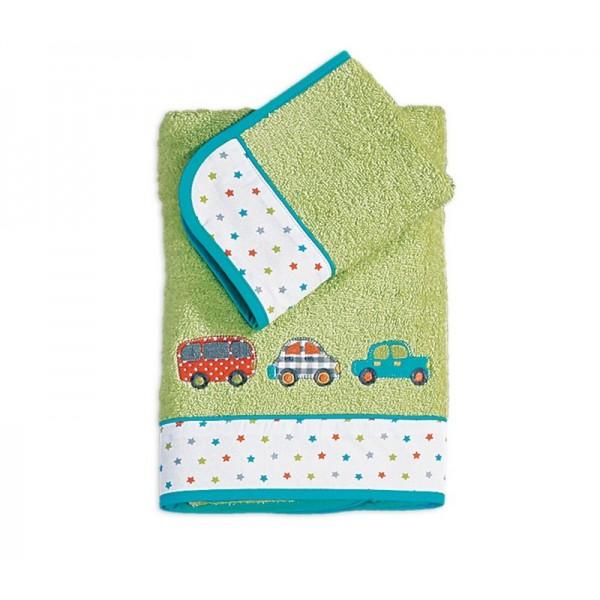 Βρεφικές Πετσέτες (Σετ 2τμχ) Nef-Nef Baby Highway