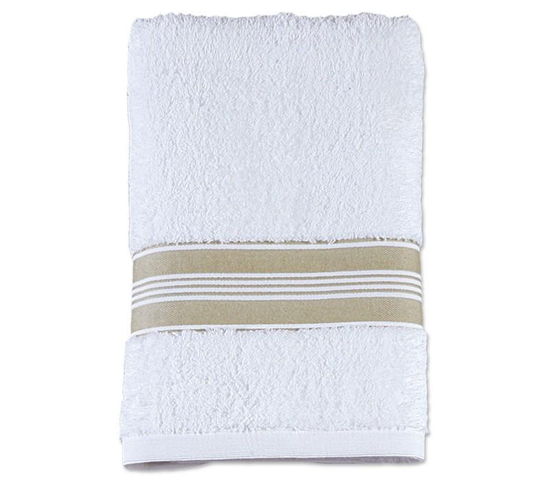 Πετσέτα Χεριών (30x50) Nef-Nef Vogue 2 White/Green