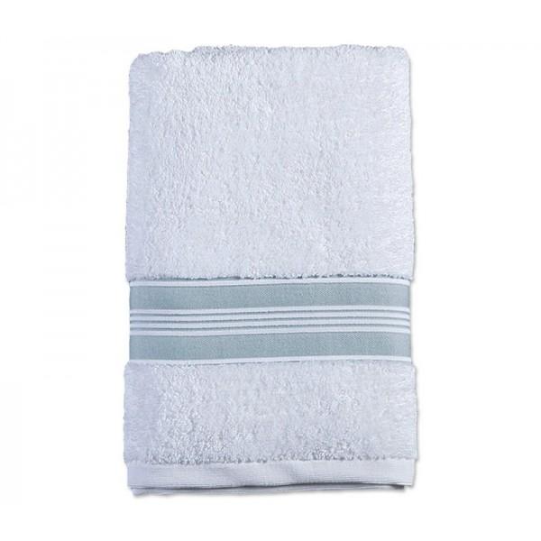 Πετσέτα Προσώπου (50x90) Nef-Nef Vogue 2 White/Blue