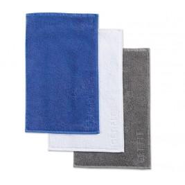 Πετσέτες Χεριών Γυμναστηρίου (Σετ) Nef-Nef Gym Blue-Grey