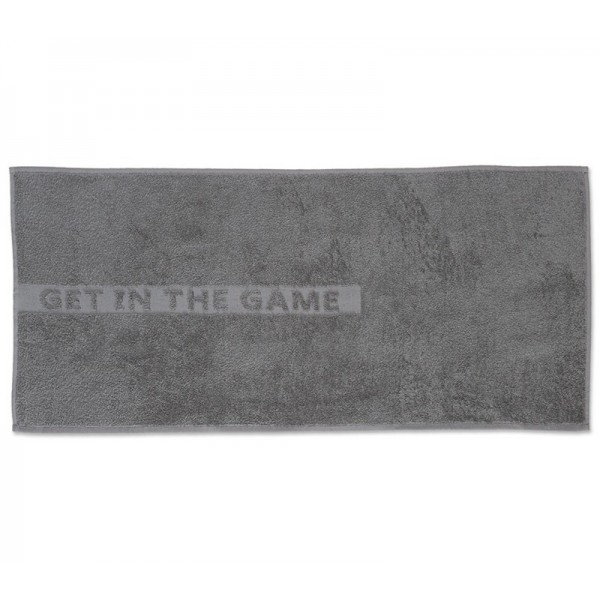 Πετσέτα Πάγκου Γυμναστηρίου Nef-Nef Gym Grey