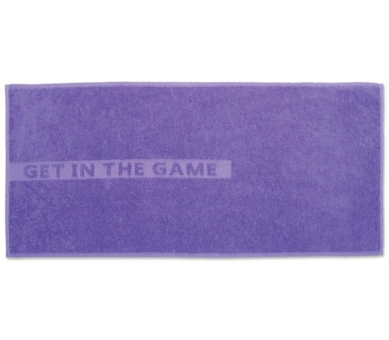 Πετσέτα Πάγκου Γυμναστηρίου Nef-Nef Gym Purple
