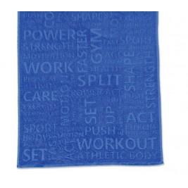 Πετσέτα Προσώπου Γυμναστηρίου Nef-Nef Gym Blue
