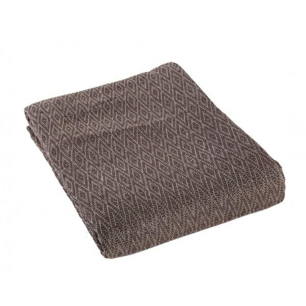 Ριχτάρι Τριθέσιου (180x300) Nef-Nef Canada Beige/Brown