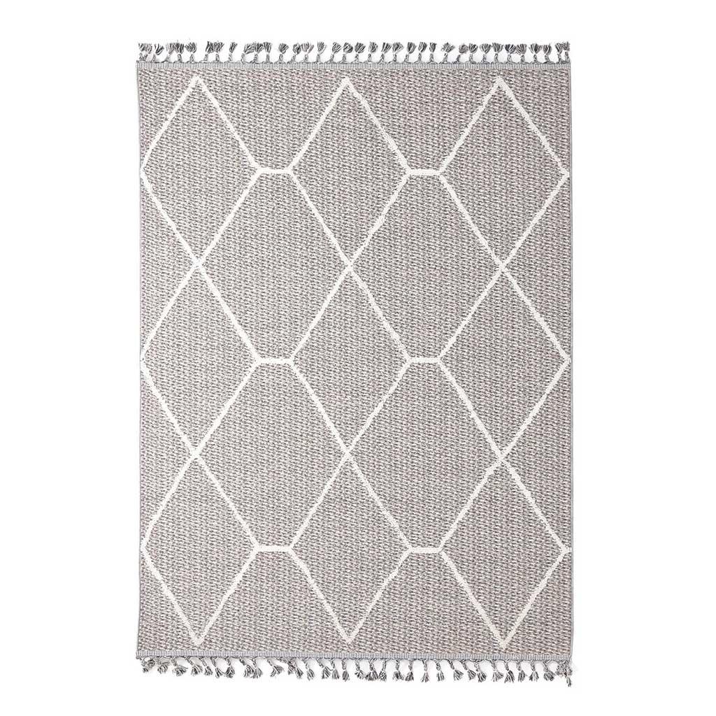 Χαλί Διαδρόμου (67×220) Royal Carpets Linq 7436A Ivory