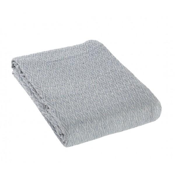 Ριχτάρι Τριθέσιου (180x300) Nef-Nef Canada White/Grey