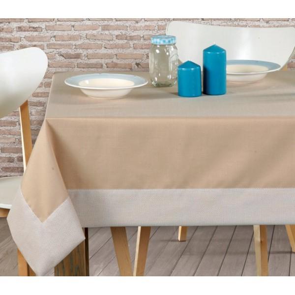 Τραπεζομάντηλο (145x250) Nef-Nef Kitchen Norma Gold