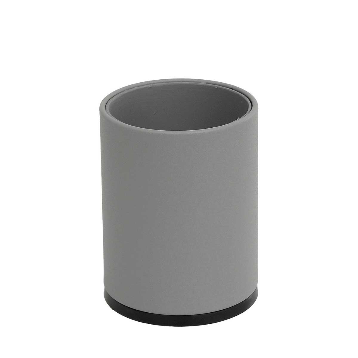 Ποτήρι Οδοντόβουρτσας PamCo 91-163 Concrete Grey Matte