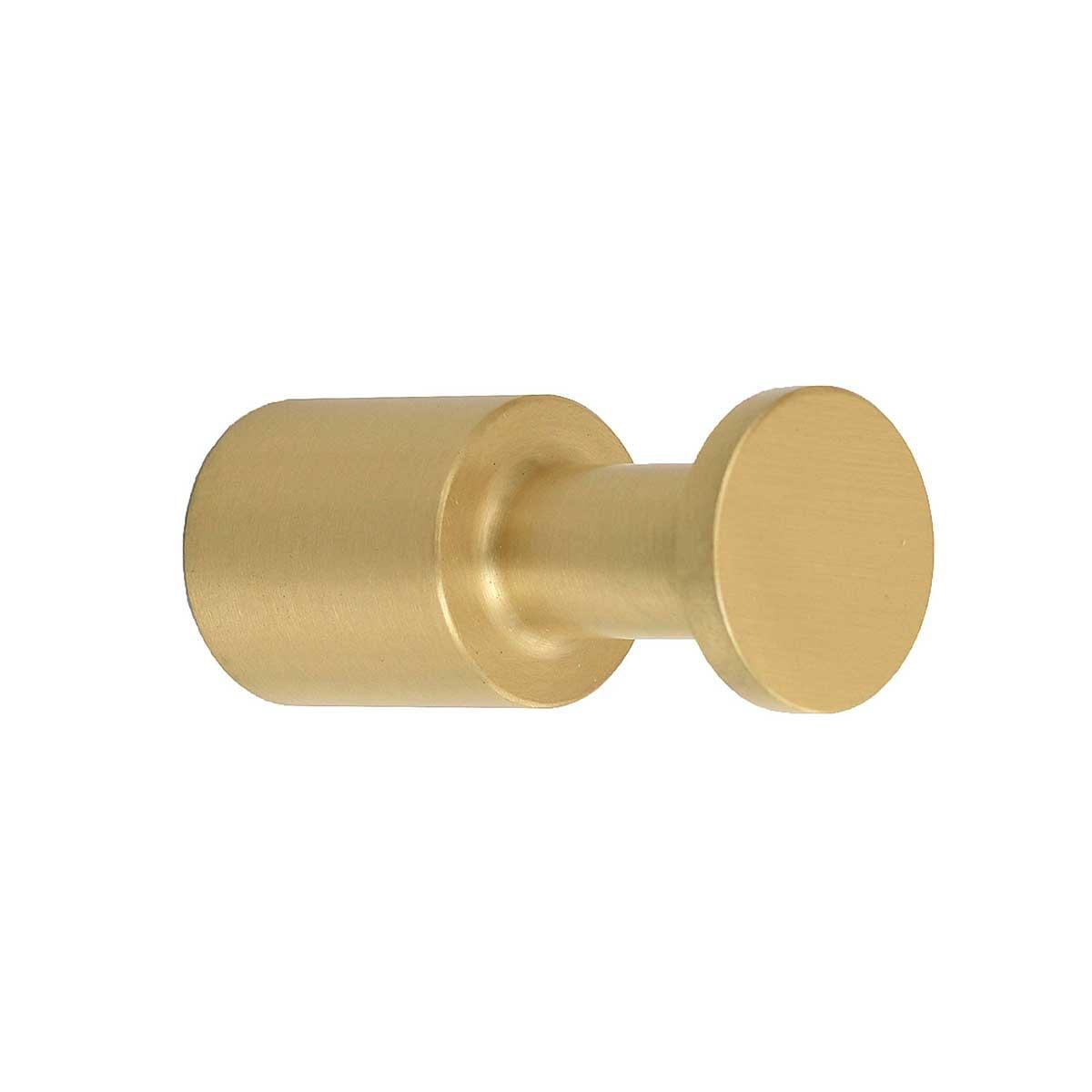 Κρεμαστράκι Τοίχου PamCo 10-023 Brushed Brass
