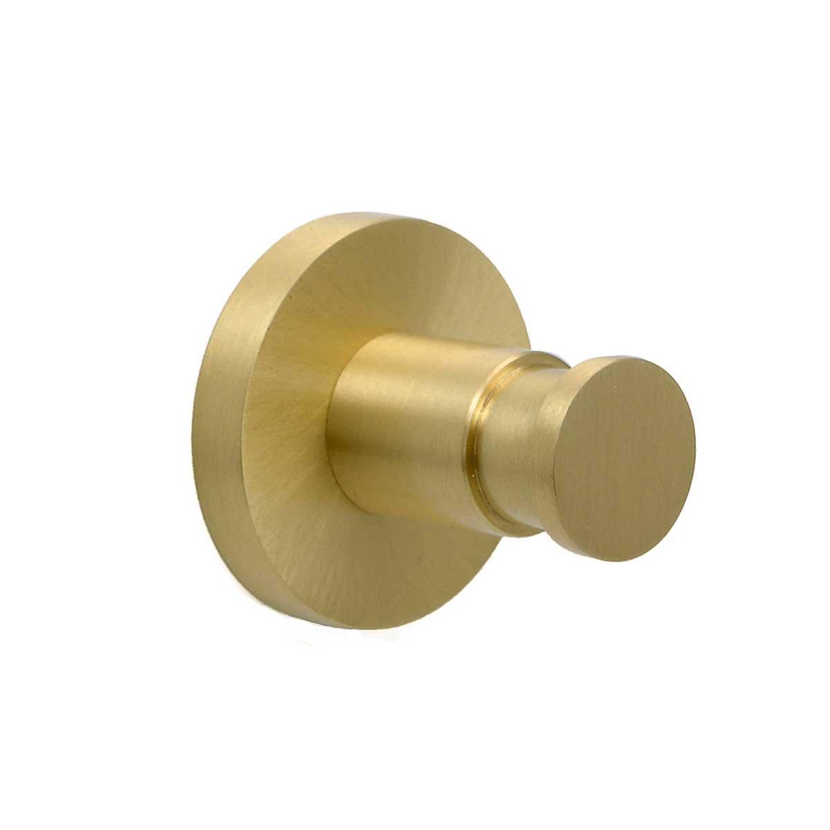 Κρεμαστράκι Τοίχου PamCo 12-023 Brushed Brass