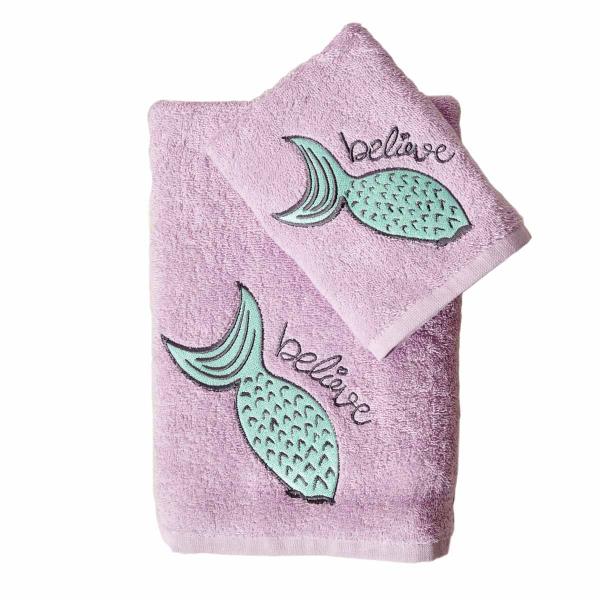 Παιδικές Πετσέτες (Σετ 2τμχ) Palamaiki Believe