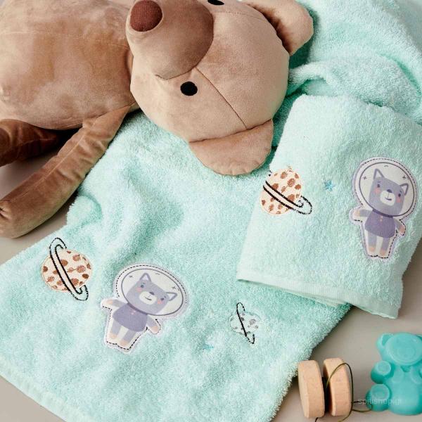 Παιδικές Πετσέτες (Σετ 2τμχ) Palamaiki Astronaut