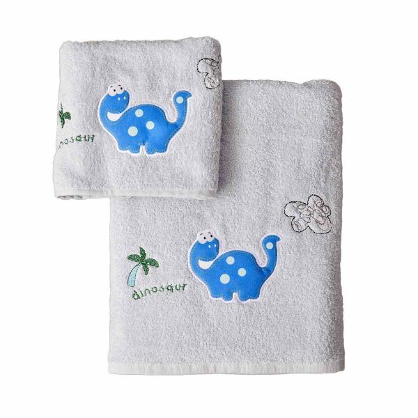 Παιδικές Πετσέτες (Σετ 2τμχ) Palamaiki Palm