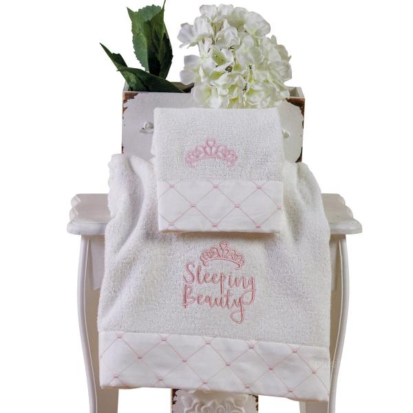 Βρεφικές Πετσέτες (Σετ 2τμχ) Kentia Baby Beauty