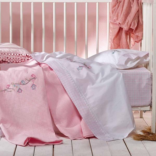 Σεντόνια Κούνιας (Σετ) Kentia Baby Nest