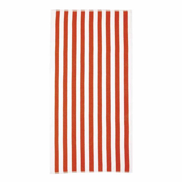 Πετσέτα Θαλάσσης Dimcol 60 Red