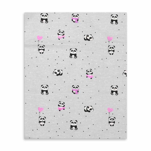Πάνα Χασέ Dimcol Panda 113 Grey-Pink