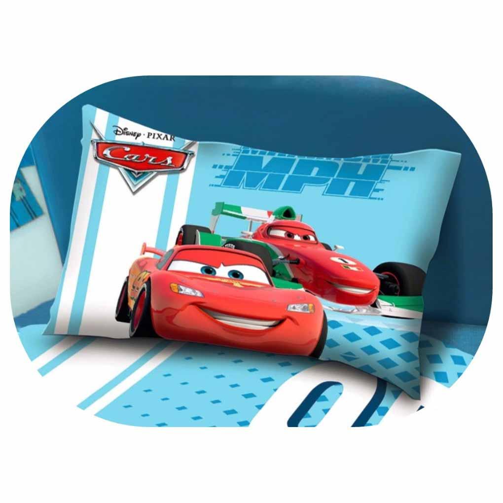 Ζεύγος Μαξιλαροθήκες Παιδικές Dimcol Cars 975