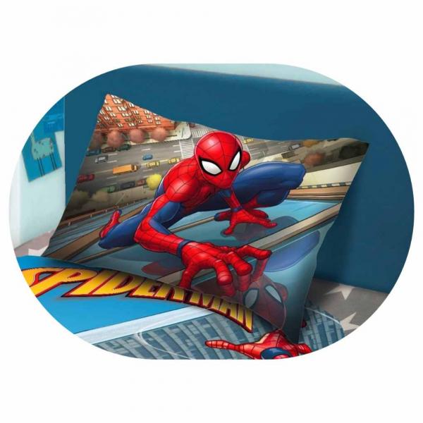 Ζεύγος Μαξιλαροθήκες Παιδικές Dimcol Spiderman 915
