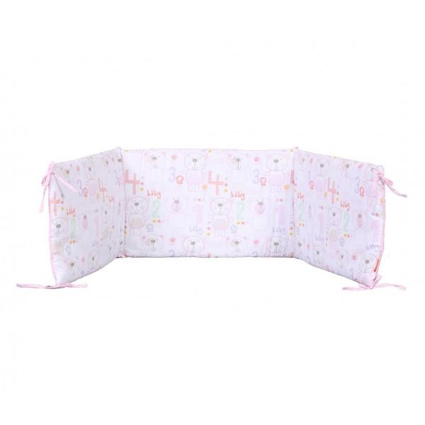 Πάντα Κούνιας Nef-Nef Baby Bears Pink