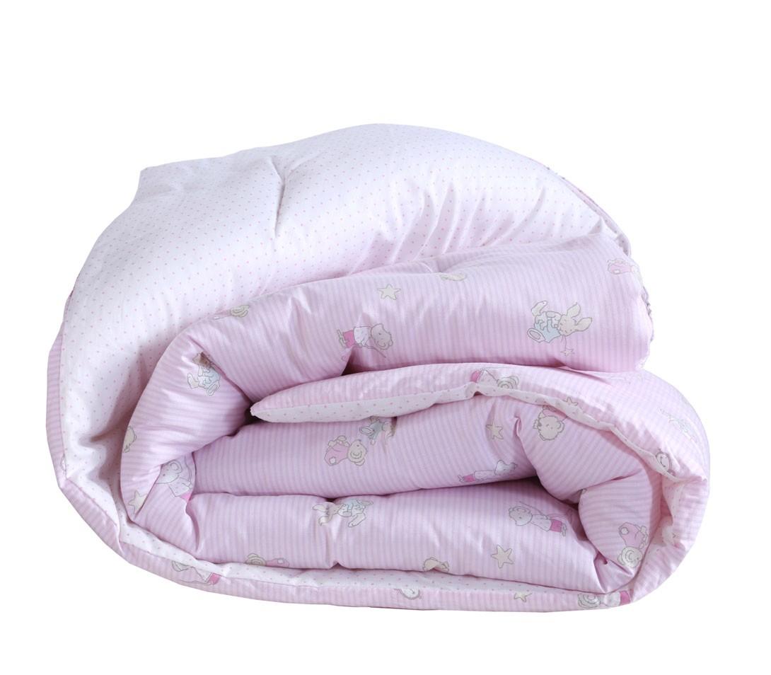 Πάπλωμα Κούνιας Nef-Nef Baby Dream With Me Lilac