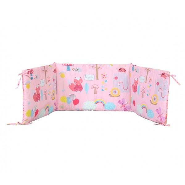 Πάντα Κούνιας Nef-Nef Baby My Garden Pink