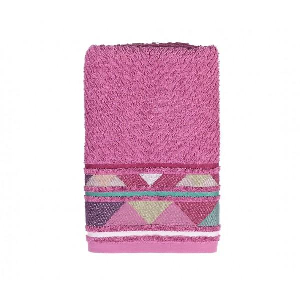 Πετσέτα Προσώπου (50x90) Nef-Nef Opal Purple
